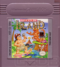 The Game Boy Database - Adventure Island