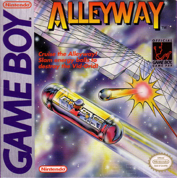The Game Boy Database - Alleyway