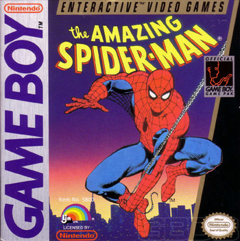 The Game Boy Database - Amazing Spider-Man, The