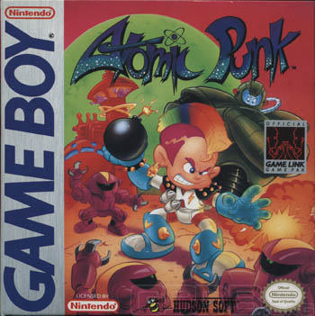 The Game Boy Database - Atomic Punk