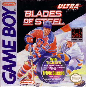 The Game Boy Database - Blades of Steel