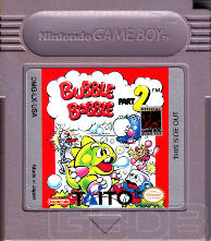 The Game Boy Database - Bubble Bobble: Part 2