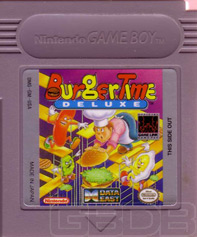 The Game Boy Database - Burgertime Deluxe