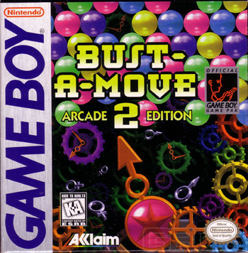 The Game Boy Database - Bust-a-Move 2: Arcade Edition