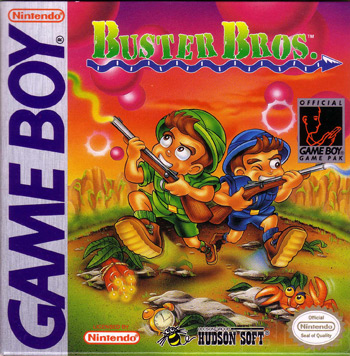 The Game Boy Database - Buster Bros.