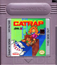 The Game Boy Database - Catrap