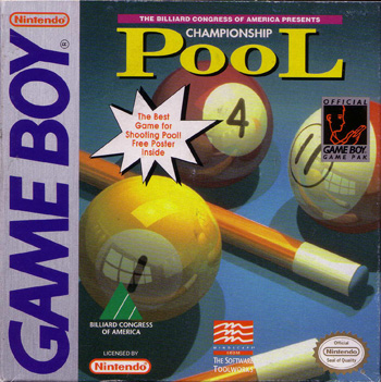 The Game Boy Database - Championship Pool