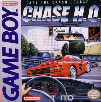 The Game Boy Database - Chase H.Q.