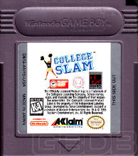 The Game Boy Database - College Slam