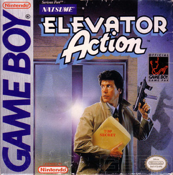 The Game Boy Database - Elevator Action