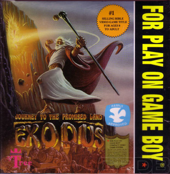 The Game Boy Database - Exodus: Journey to the Promised Land
