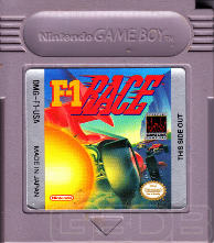 The Game Boy Database - F-1 Race