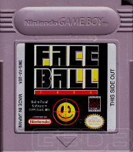The Game Boy Database - Faceball 2000