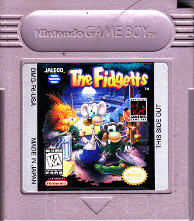 The Game Boy Database - Fidgetts, The
