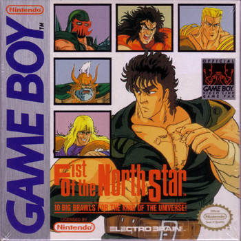 The Game Boy Database - Fist of the North Star