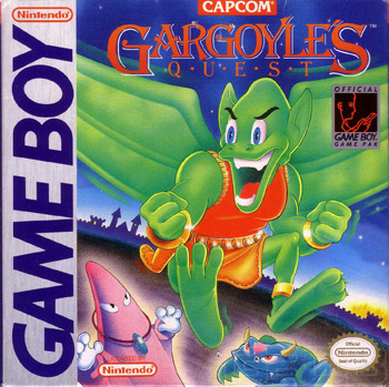 The Game Boy Database - Gargoyle's Quest