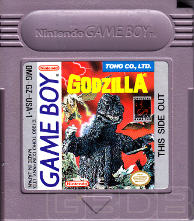 The Game Boy Database - Godzilla