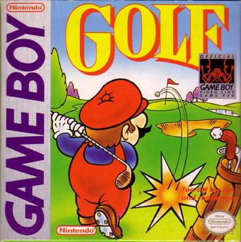 The Game Boy Database - Golf