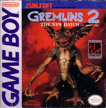 The Game Boy Database - Gremlins 2: The New Batch