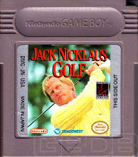 The Game Boy Database - Jack Nicklaus Golf