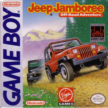 The Game Boy Database - Jeep Jamboree Off-Road Adventure