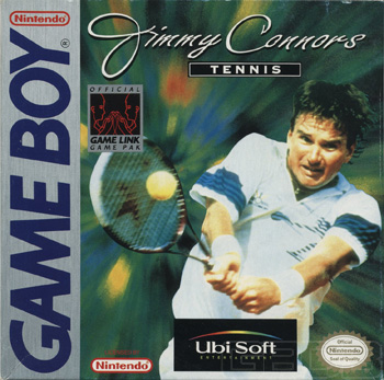 The Game Boy Database - JImmy Connors Tennis