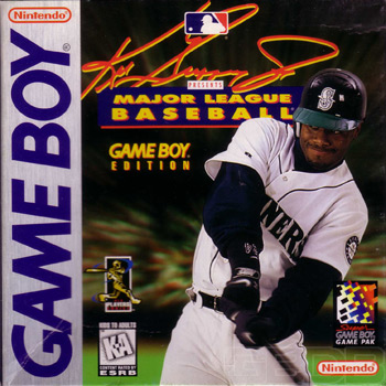 The Game Boy Database - Ken Griffey Jr. Presents: Major League Baseball