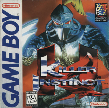 The Game Boy Database - Killer Instinct