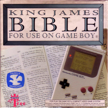 The Game Boy Database - King James Bible