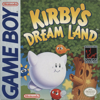 The Game Boy Database - Kirby's Dream Land