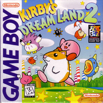 The Game Boy Database - Kirby's Dream Land 2