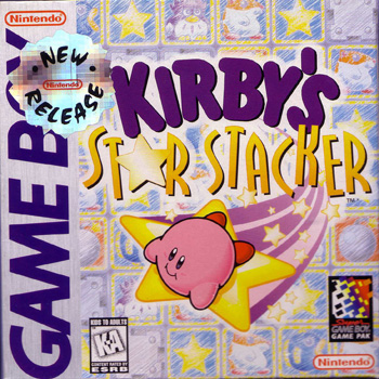 The Game Boy Database - Kirby's Star Stacker