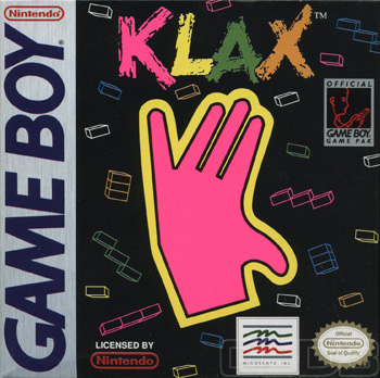 The Game Boy Database - KLAX