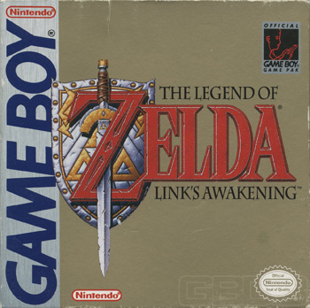 The Game Boy Database - Legend of Zelda, The: Link's Awakening