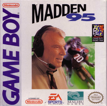 The Game Boy Database - Madden 95