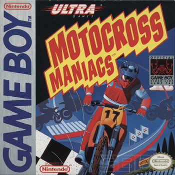 The Game Boy Database - Motocross Maniacs