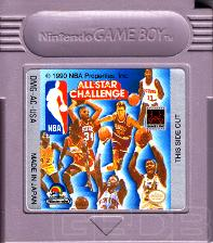 The Game Boy Database - NBA All-Star Challenge