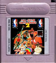 The Game Boy Database - NBA All-Star Challenge 2