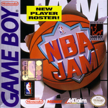 The Game Boy Database - NBA Jam