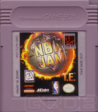 The Game Boy Database - NBA Jam: Tournament Edition