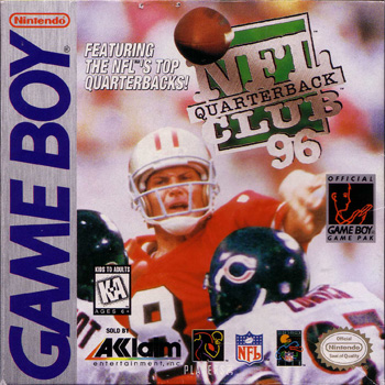 The Game Boy Database - NFL Quarterback Club 96
