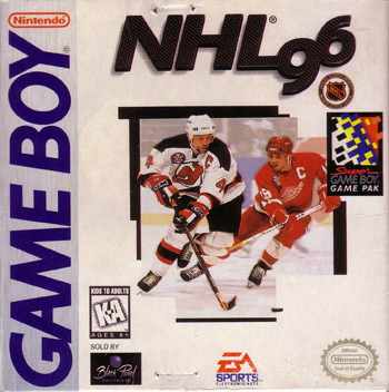 The Game Boy Database - NHL '96