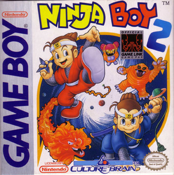 The Game Boy Database - Ninja Boy 2