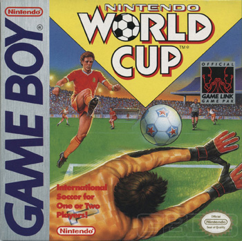 The Game Boy Database - Nintendo World Cup