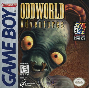 The Game Boy Database - Oddworld Adventures