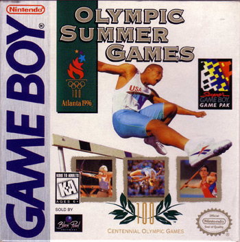 The Game Boy Database - Olympic Summer Games