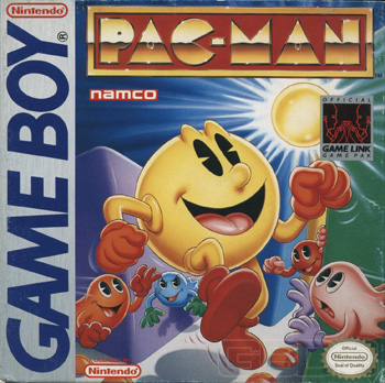 The Game Boy Database - Pac-Man