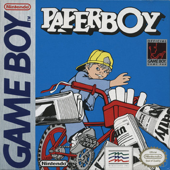 The Game Boy Database - Paperboy