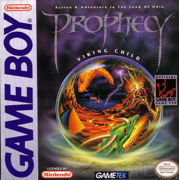 The Game Boy Database - Prophecy: Viking Child