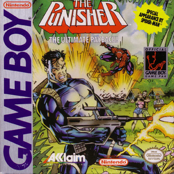 The Game Boy Database - Punisher, The: The Ultimate Payback!